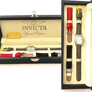 Invicta Lupah Special Edition Watch Set